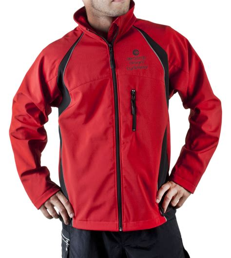 Aero Tech Designs Men S Windproof Thermal Cycling Jacket