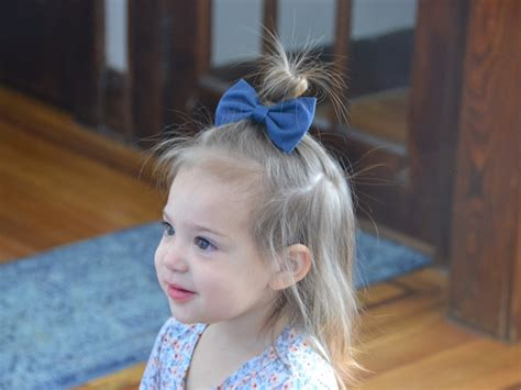 quick easy hairstyles  toddler girls