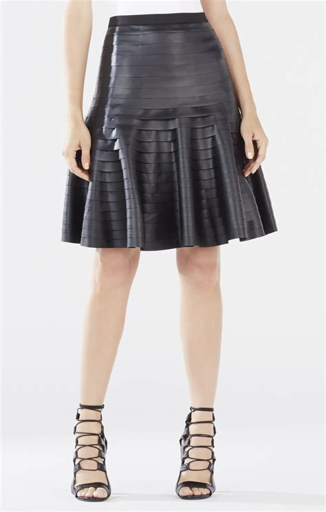 Strapped Skirt shanina pleather strapped skirt