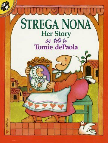 strega nona s magic lessons a strega nona book books tomie depaola quotes quotesgram