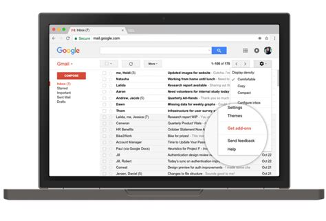 gmail themes app gmail add ons are a new way to work with business apps in