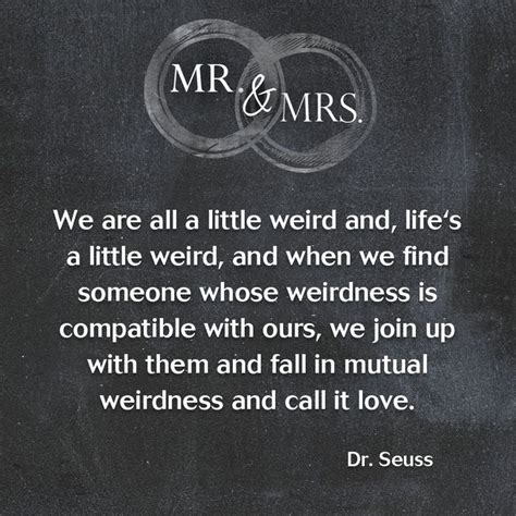 Wedding Quotes Dr Seuss by Wedding Quotes Dr Seuss Classic Quote About
