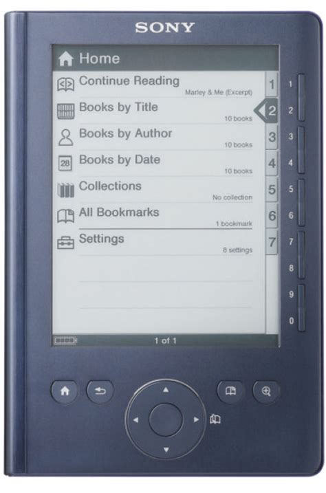 format sony ebook reader sony unveils two new e readers afterdawn