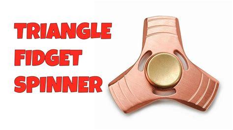 Agiler Fidget Spinner Triangle Bearing Keramik Ceramic Fidget Toys triangle edc fidget spinner woocon doovi