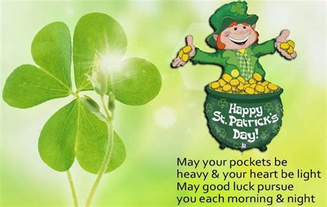 Whats A Banister 2016 St Patrick S Day Sayings Wishes Saint Patrick S Day