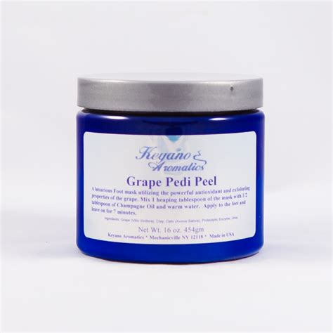 Tfa Grape 16oz grape pedi peel 16 oz