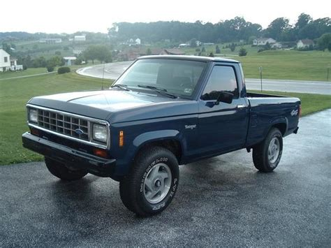 1983 Ford Ranger by 1983 Ford Ranger Truck Yeah