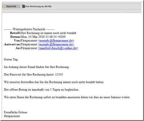 Freiberufler Rechnung Per Email Fiese Falle E Mail Flexpayment Erhalten Mimikama
