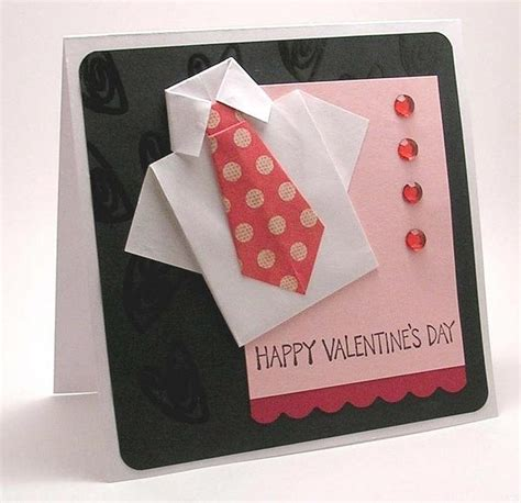 Handmade Ideas For Valentines Day - handmade cards for him journalingsage