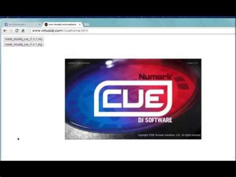 numark cue dj software free download full version how to download numark cue full version powered by