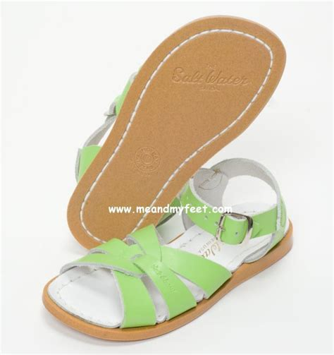 saltwater baby sandals 14 best images about saltwater sandals on