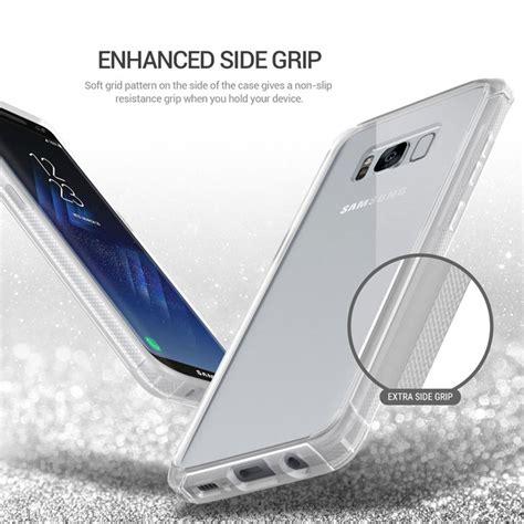 Obliq Shield Samsung Galaxy S8 Black funda samsung galaxy s8 obliq shield transparente