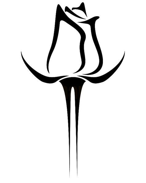 tattoo bunga mawar tatto abstrak
