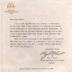 Certification Letter For On The Job Training Mcdonald S Employee Training Letter