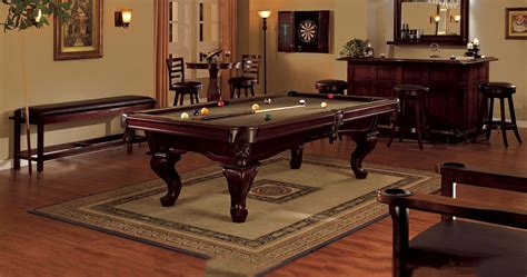 billiards pool tables steepleton