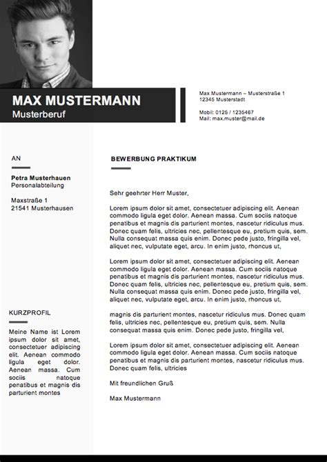 Initiativbewerbung Anschreiben Headhunter Bewerbungsvorlagen Und Muster 2018 Meinebewerbung Net