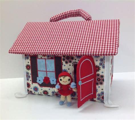 fabric doll house fabric dollhouse sweet the o jays and handmade