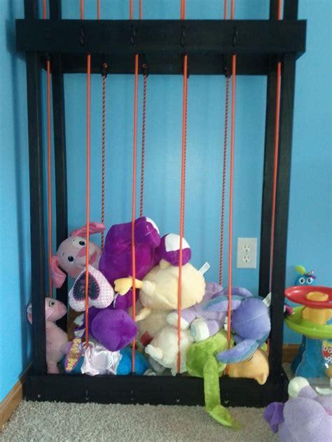 1000 ideas about stuffed animal holder on pinterest