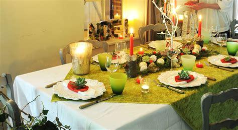 Decors De Table Pour Noel by Une D 233 Coration De Table De No 235 L Nature Prima