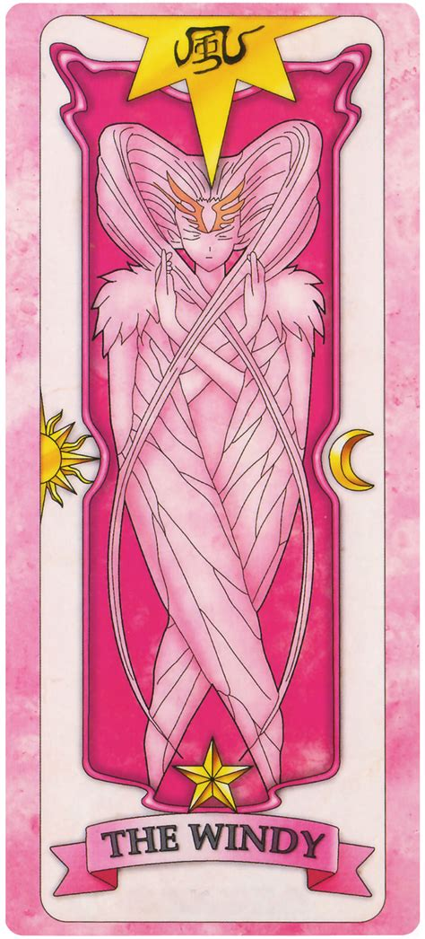 Windy Clow Card