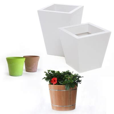 Who Were Planters by Pots And Planters Flower Pots Plant Containers By Emily