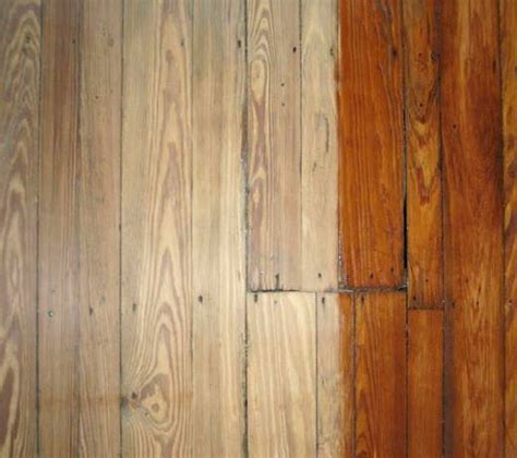 How To Refinish Wood Floors by How To Refinish Wood Floors Apartment Therapy