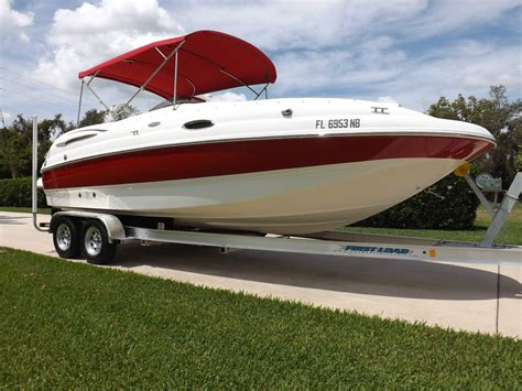 chaparral boats sunesta 232 chaparral 232 sunesta boat for sale from usa