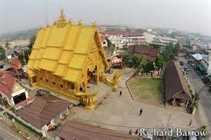 Exterior Home Decorations - wat sri pan ton thailand from above