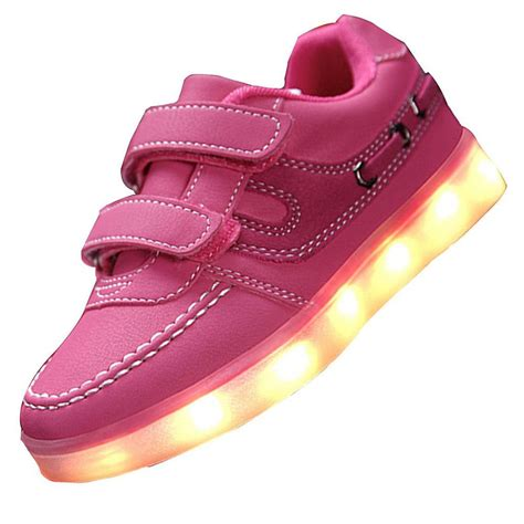 baby boy light up shoes us baby kids light up shoes rechargeable usb led