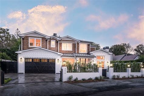 ultra modern east coast traditional style home
