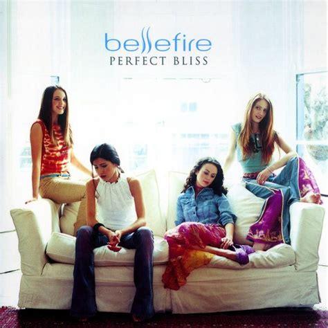 bellefire the bliss bellefire and listen to the album