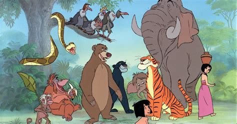 pictures of jungle book characters quiz which jungle book character is your spirit animal