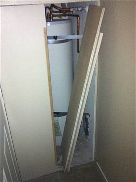 water heater in bedroom closet is that a water heater in your bedroom closet