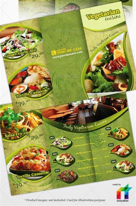 desain brosur makanan dengan photoshop contoh brosur makanan dan 5 keunggulan promosi dengan