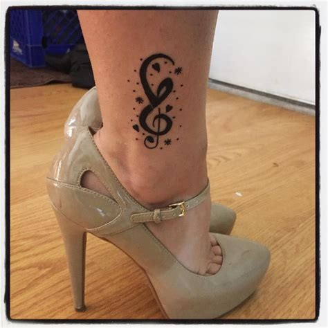 music and stars tattoo designs 24 note designs ideas design trends