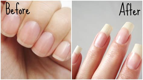 How To Nail by Diy Nail Growth Recipe Nail Growth In 5 Days