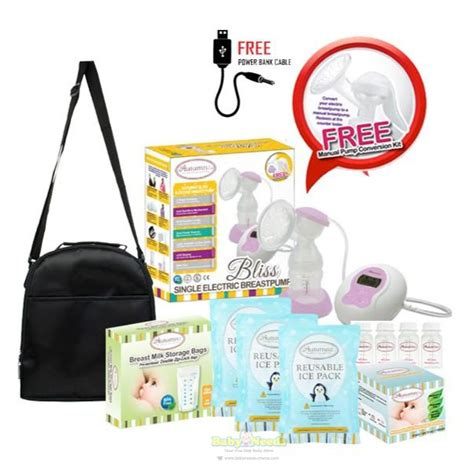 Diskon Baby Mosquito Net With Pillow Murah Meriah autumnz bliss single breastpump package sale baby needs store malaysia