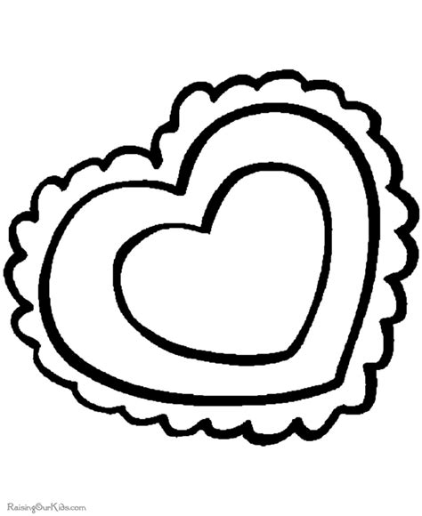 valentines day coloring pages for preschool preschool s day coloring pages preschool our
