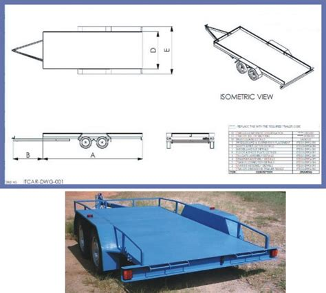 diy hard floor cer trailer plans 17 best images about staal diy on pinterest utility