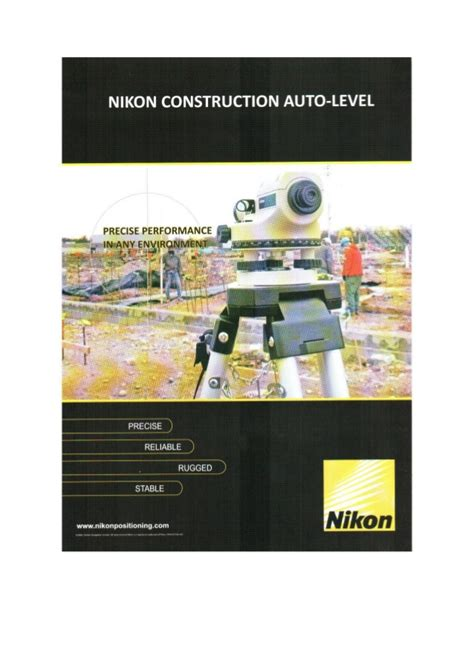 Nikon Waterpas Ac 2s jual waterpas nikon ac 2s ae 7 as 2c call budi 082119953499