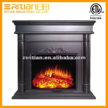 Fireplace Imitation by Decorative Electric Heaters Imitation Fireplace Wooden