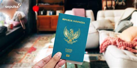syarat membuat paspor wisata syarat biaya dan prosedur pembuatan paspor baru di kantor