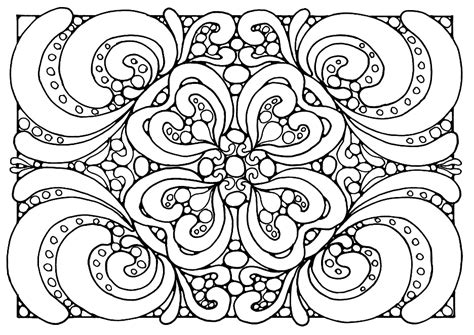 printable coloring pages for adults easy adult coloring pages dr odd