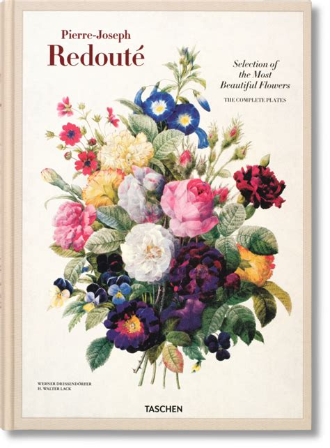 Kaos T18 Wolf Flower redout 233 selection of the most beautiful flowers taschen books