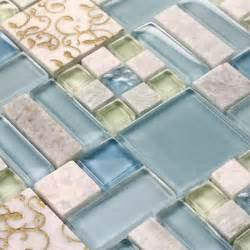 Tile Sheets For Kitchen Backsplash by Marble Tile Sheets Square Stone Mosaic Art Wall Kitchen