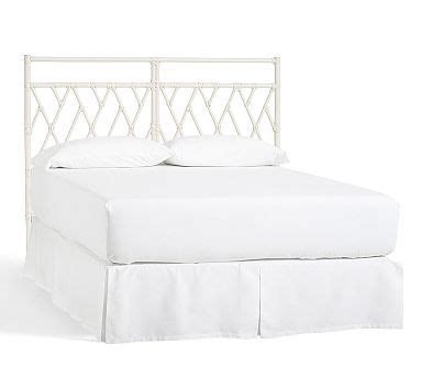 pottery barn rattan headboard 55 best images about furniture beds and nightstands on
