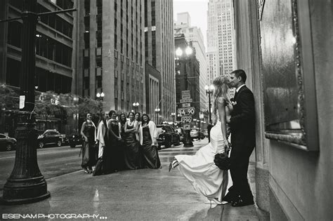 Artistic Wedding Photography by Steve S Chicago History Museum Wedding Chicago
