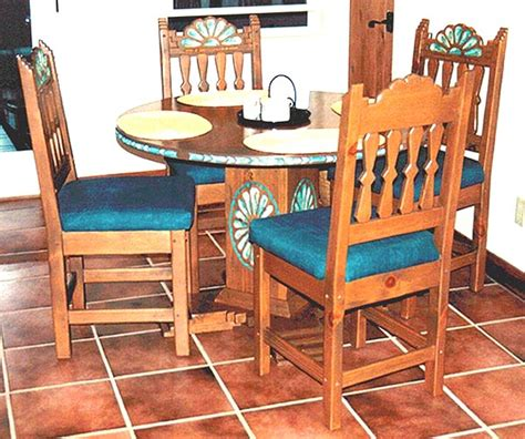 Southwest Dining Chairs Dining Table Southwest Dining Southwest Dining Chairs