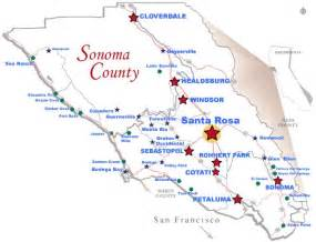 interactive california map interactive map of sonoma county map outline graphic