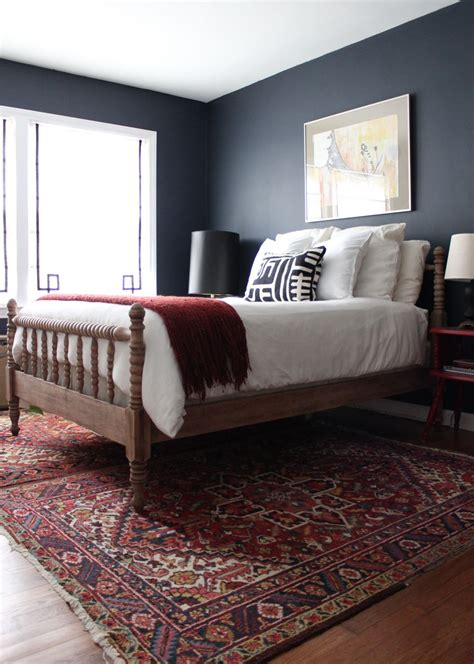 oriental rug bedroom 187 nest tour guest room to baby s room the nesting game
